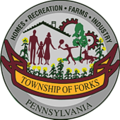 Seal of Forks Township
